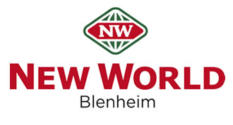 New World Blenehim Sponsors of Kids Duathlon